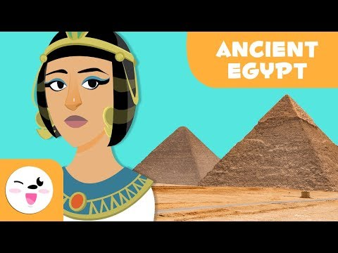 The Ancient Egypt - Five things you should know - History for kids
