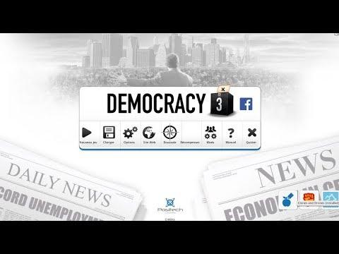 Peut-on sauver la France ?! On joue à Democracy 3 [Live#38]
