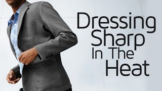 Hot Weather Interchangeable Wardrobe   15 Items 60 Outfits   Dress Sharp In Heat