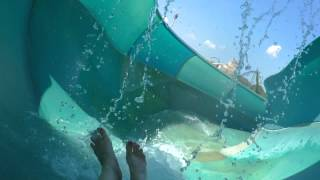 Watch Me Almost Wipeout On Omaka Rocka At Aquatica!
