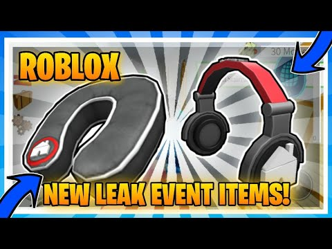 LEAKS ROBLOX STAY AT HOME PRIZES