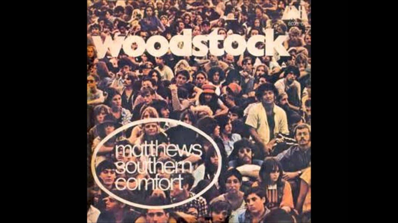 Image result for woodstock matthews southern comfort images