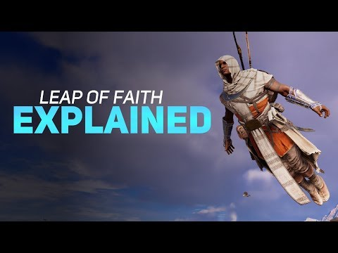 Assassin's Creed - The Leap of Faith Explained thumbnail