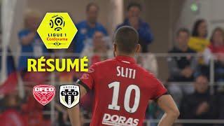 Dijon fco - angers sco ( 2-1 ) - résumé - (dfco - sco) / 2017-18