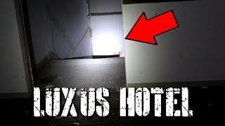 LOST PLACES | IST DA JEMAND? | DAS LUXUS HOTEL MITTEN IM HARZ