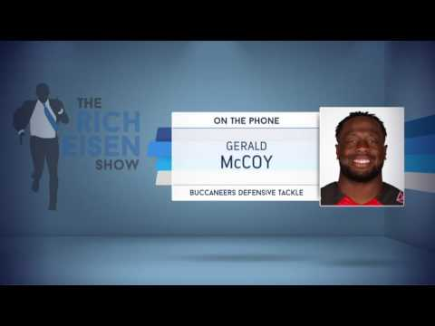 Buccaneers DE Gerald McCoy Talks Jameis Winston