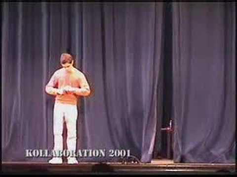 Insane Breakdancing Guy