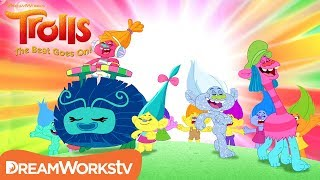 The Catchiest Song Ever! | TROLLS: THE BEAT GOES ON!