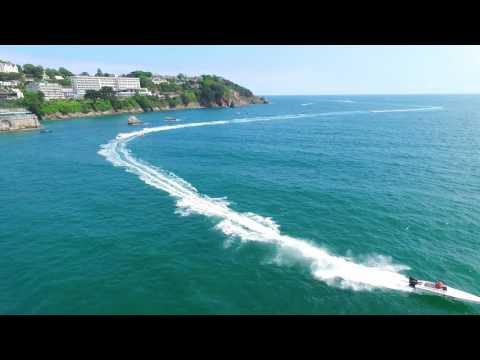 Torquay Powerboat Racing - Saturday