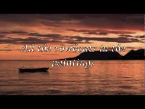 All the Rowboats lyrics
