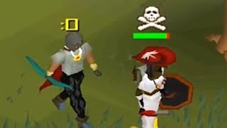 Bullying PKers with Dragon Spear Combo