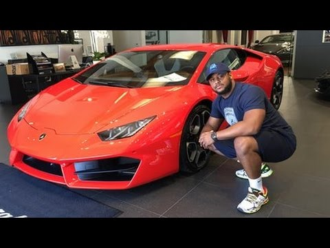 Amazing BUYING A LAMBORGHINI!   YouTube