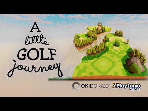 Playtonic Friends Presents: A Little Golf Journey