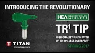 Titan/ Wagner HEA tip review and demo