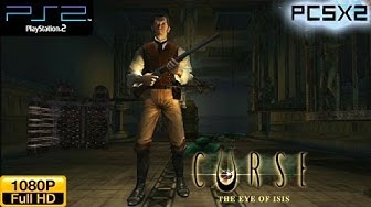 Curse: The Eye of Isis - PS2 Gameplay 1080p (PCSX2)