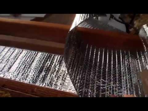 Obadiah's: Redwood Hot Tub Installation - Insulation