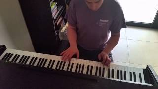 Обучение (самоучитель) игре на пианино - результат после 1 года обучения