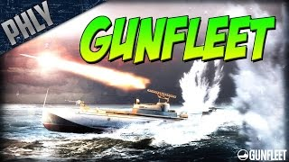 GUNFLEET - NEW Naval Combat FTP Game! (Gunfleet First Impressions)