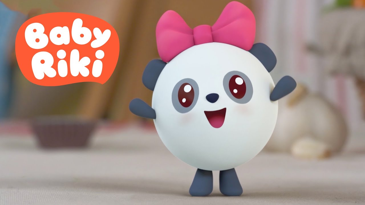 30MIN Desene animate dublate în română  - Urechi + alte episoade BabyRiki pentru copii