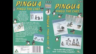 Pingu 4  - Pingu the Chef [VHS] (1993)