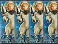 Starquest Slot - ALL 4 WILDS!