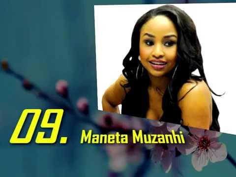 Top 10 Sexy, Beautiful Zimbabwean Women of All time