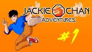 JACKIE CHAN ADVENTURES (PS2) - EN BUSCA DE TALISMANES EN EL TEMPLO MAYA
