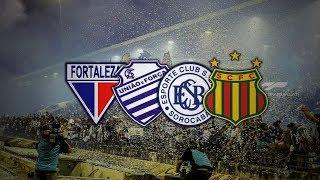 A festa do acesso na reta final da Série C (CSA, Fortaleza, Sampaio Corrêa e São Bento)