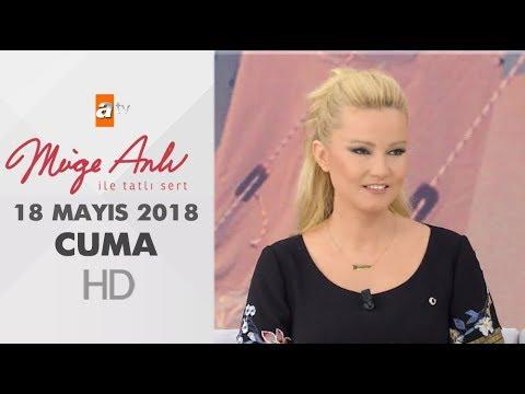 Müge Anlı ile Tatlı Sert 18 Mayıs 2018 | Cuma thumbnail