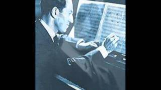 Gibbons plays Gershwin I Was So Young (You Were So Beautiful)