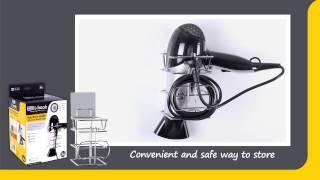 White Magic i-hook - Hair Dryer Holder