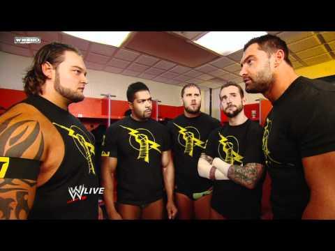 WWE Monday Night Raw - Monday, January 24 2011