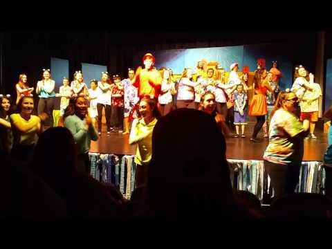 Tommy Douglas High School - Little Mermaid Musical