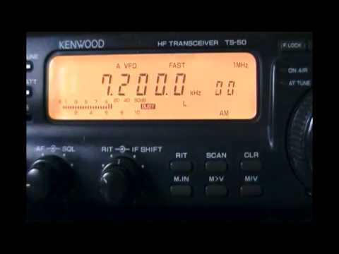 Radio Omdurman (Omdurman, Sudan) - Low audio or propagation effect? - 7200 kHz