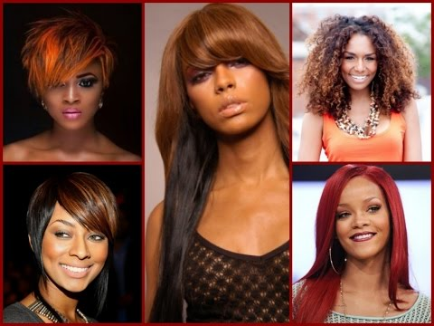 Best Hair Color Ideas For Black Women