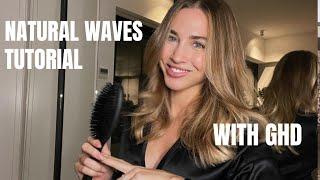 Natural Soft Waves Tutorial With GHD - Ann-Kathrin Götze
