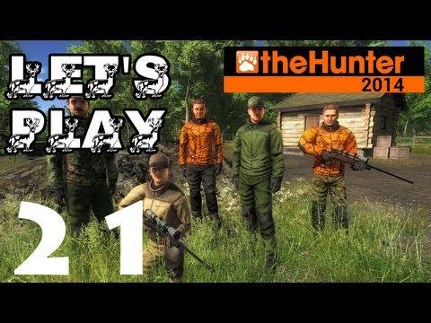 Let's Play the Hunter 2014 German Part 21 [Deutsch][Full-HD]