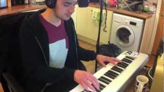 John Mayer Slow Dancing In A Burning Room Joel Ramsay Piano Cover