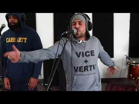 Swift Guad Ft. Titan McDyess - Vierge Marie - Live Hip Hop Session #13