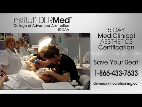 IDCAA 5 Days to MediClinical Certification