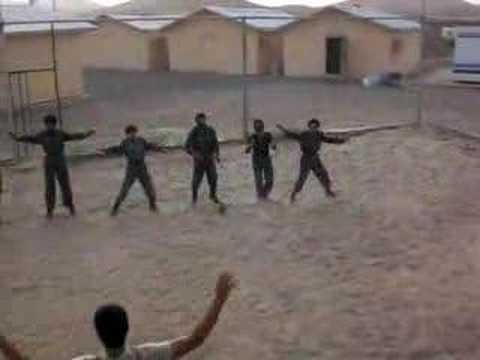 Camp stone afghanistan exercise youtube for Camp stone