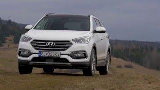 Hyundai Santa Fe - test Garaz.TV