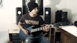 Trivium - Down From The Sky (HQ Cover)