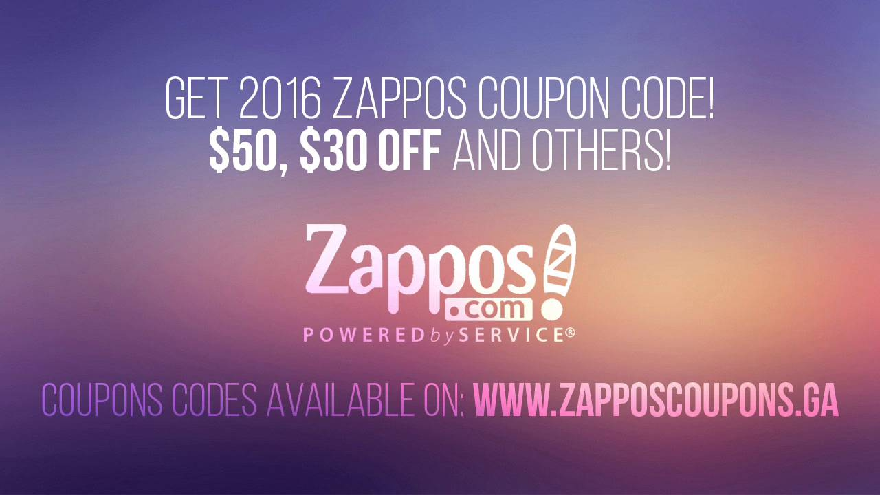 zappos 50 off coupon