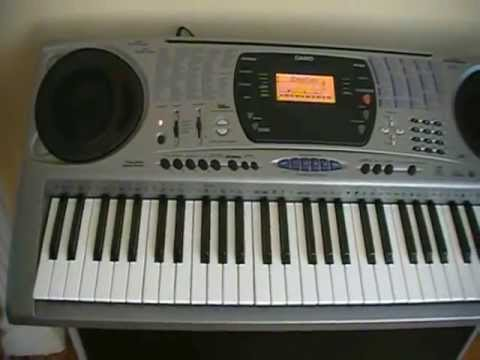 CASIO CTK 671