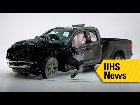 Only 1 pickup earns top safety rating - IIHS News