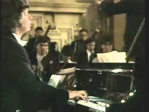 Mozart Piano Concerto, K  488 Zoltán Kocsis movement 3