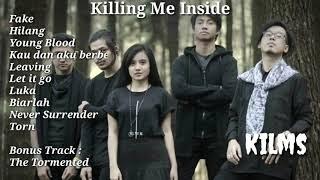 Lagu Terbaru !! Killing Me Inside Full Album - Rebirth : A New Beginning