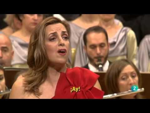 Stetit puella.Carmina Burana, Carl Orff.Raquel Lojendio,soprano