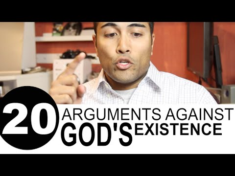 20 SHORT Arguments Against God's Existence